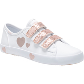 Keds Girls Kickstart 3V Sneakers