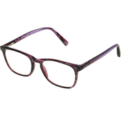 Foster Grant Women's Elana Readers Purple 125
