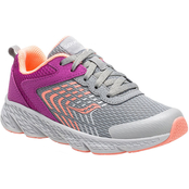 Saucony Grade School Girls Wind Running Shoes