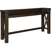 Signature Design by Ashley Hallishaw Counter Height Bar Table