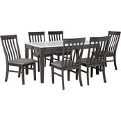 Benchcraft Luvoni 7 pc. Dining Set