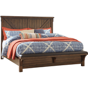 Signature Design by Ashley Lakeleigh Crossbuck Bed