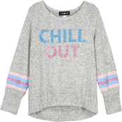 Amy Byer Girls Chill Out Top