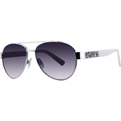 Juicy Couture Metal Aviator Sunglasses 66398239