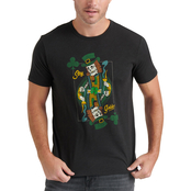 Lucky Brand Leprechaun Card Tee