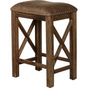 Hillsdale Willow Bend Counter Stool 2 pk.