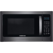 Farberware Black 1.2 cu. ft. 1100W Microwave Oven