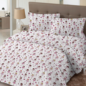 Simply Pefect Microfiber Sheet Set Ballerina