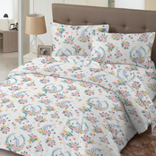 Simply Pefect Microfiber Sheet Set Unicorn