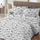 Simply Perfect Microfiber Sheet Set Shark
