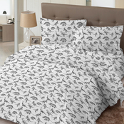 Simply Perfect Microfiber Sheet Set Dinosaur