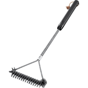 Weber 21 in. Three Sided Grill Brush