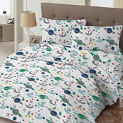 Simply Perfect Microfiber Sheet Set Space