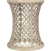 Bassett Trellis Accent Table