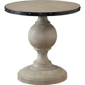 Bassett Antiquities Wheelwright Table