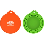 Petmaker Silicone Pet Food Can Lids, 2 pk.