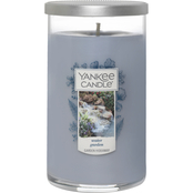 Yankee Candle Water Garden Medium Perfect Pillar Candle