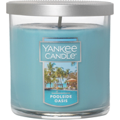 Yankee Candle Poolside Oasis Regular Tumbler Candle