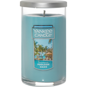 Yankee Candle Poolside Oasis Medium Perfect Pillar Candle