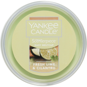 Yankee Candle Fresh Lime and Cilantro MeltCup