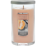 Yankee Candle Tangerine Vanilla Medium Perfect Pillar Candle