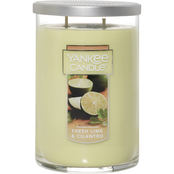 Yankee Candle Fresh Lime and Cilantro 2 Wick Tumbler Candle
