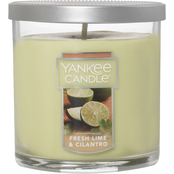 Yankee Candle Fresh Lime and Cilantro Regular Tumbler Candle