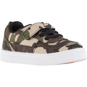 Oomphies Preschool Boys Ethan Canvas Upper Shoes
