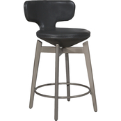 Hillsdale Furniture Genesis Upholstered Swivel Barstool