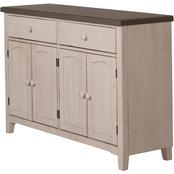Hillsdale Furniture Clarion Server