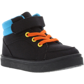 Oomphies Boys Sid High Top Sneaker