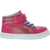 Oomphies Girls Sid High Top Sneakers