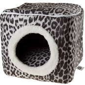 Petmaker Cave Cat Bed with Cushion