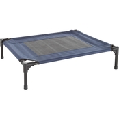 Petmaker Elevated Pet Bed with Mesh Center Panel