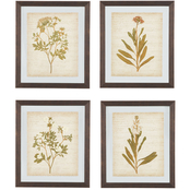 Signature Design by Ashley Dyani Wall Art 4 pc. Set