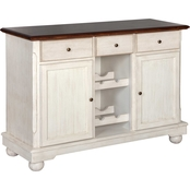 Abbyson Tamsen Farmhouse Sideboard