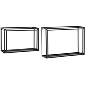 Signature Design by Ashley Ehren Wall Shelf 2 pc. Set