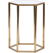 Abbyson Darcie End Table