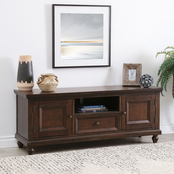 Abbyson Clester 60 in. Media Console