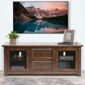 Abbyson Charles 60 in. Media Console
