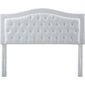 Abbyson Janie Tufted Headboard