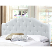 Abbyson Schuyler Tufted Headboard