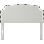 Abbyson Ellis Fabric Upholstered Headboard