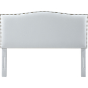 Abbyson Henrietta Fabric Upholstered Headboard
