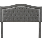Abbyson Janie Tufted Full/Queen Headboard