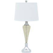 Abbyson Nellie Mercury Pillar Table Lamp