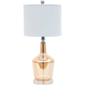 Abbyson Pacey Glass Table Lamp