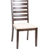 Abbyson Vaughn 2 pc. Dining Chair Set