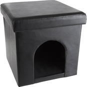 Petmaker Collapsible Pet House Ottoman