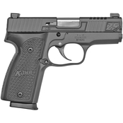 Kahr Arms K9 25th Anniversary 9mm 3.5 in. Barrel with Holster 8 Rnd Pistol Grey